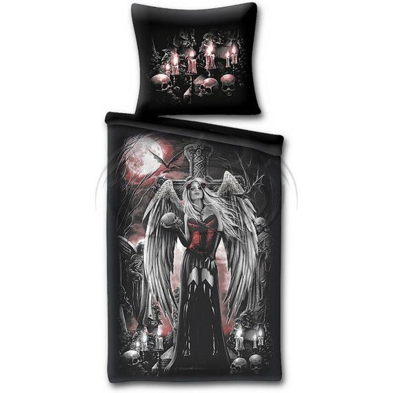 komplet pościelowy SPIRAL - ANGEL OF DEATH duży