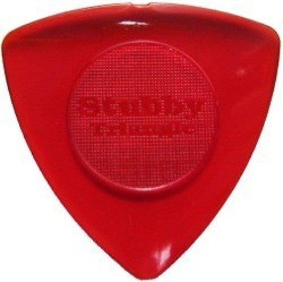 kostka gitarowa DUNLOP - BIG STUBBY TRIANGLE 1.5 mm (red)