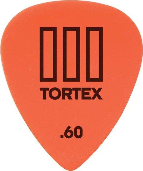 kostka gitarowa DUNLOP - TORTEX III 0,60mm