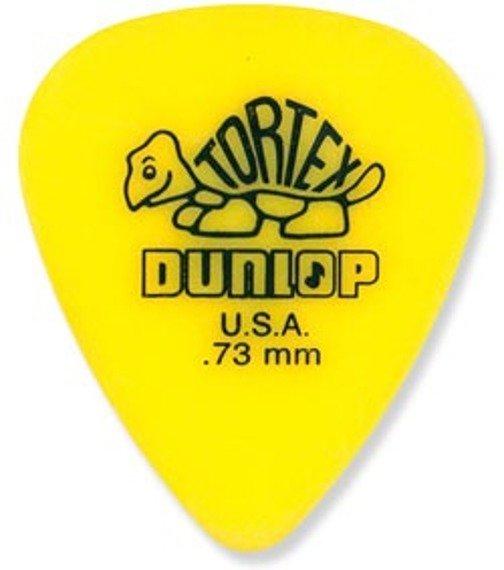 kostka gitarowa DUNLOP - TORTEX STANDARD 0.73mm (418B.73)