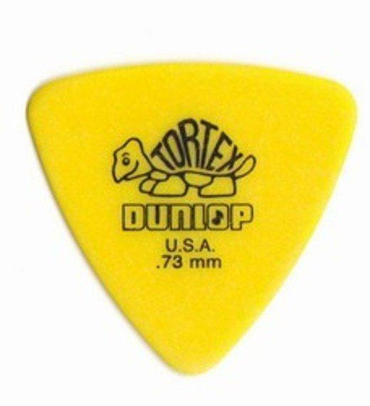 kostka gitarowa DUNLOP TORTEX TRIANGLE .73mm (431R73)