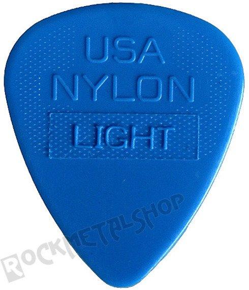 kostka gitarowa ERNIE BALL - USA NYLON 0.53mm