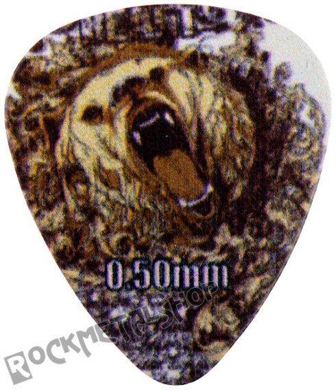 kostka gitarowa ROCK PICK - BEAR