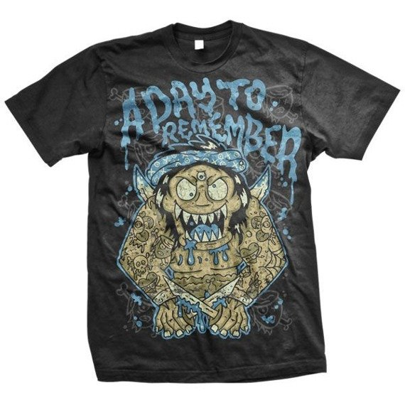 koszulka A DAY TO REMEMBER - SAMURAI