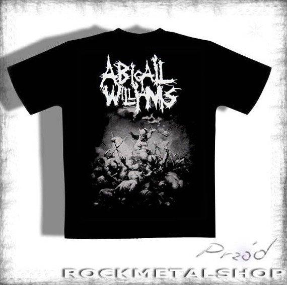 koszulka ABIGAIL WILLIAMS -BATTLE  (PH5079)