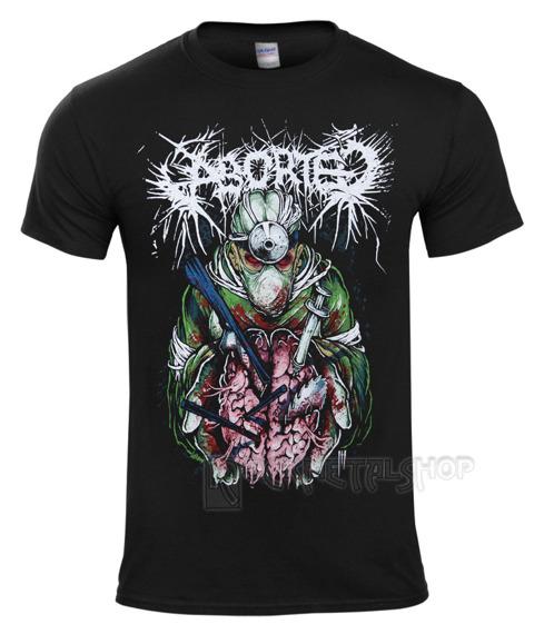 koszulka ABORTED - BUTCHERED LOBOTOMY