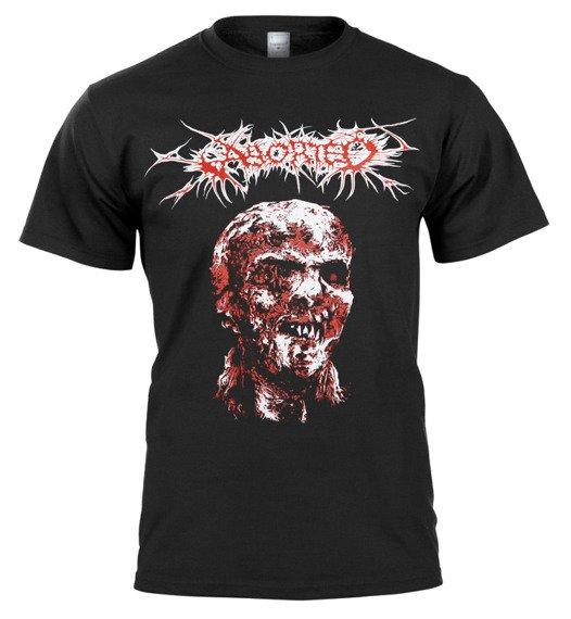 koszulka ABORTED - DR.MURDER