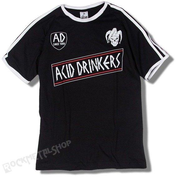 koszulka ACID DRINKERS - 100 PERCENT black
