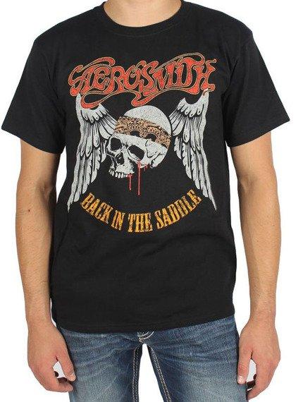 koszulka AEROSMITH - BACK IN THE SADDLE