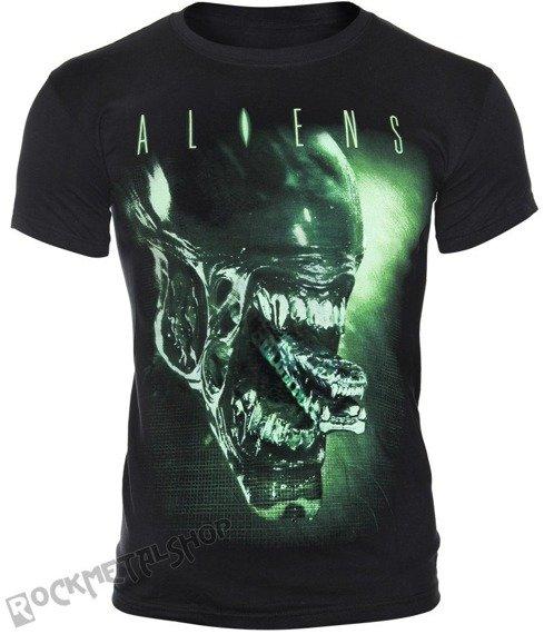 koszulka ALIEN - ALIEN HEAD