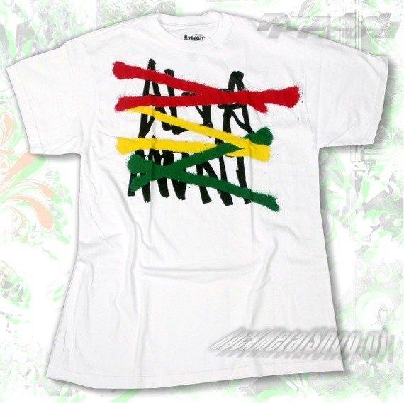 """koszulka ALTAMONT - NO LOGO (WHITE) 09"""""""
