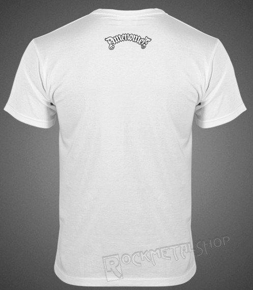 koszulka AMENOMEN - BASTARD (OMEN055KM WHITE)