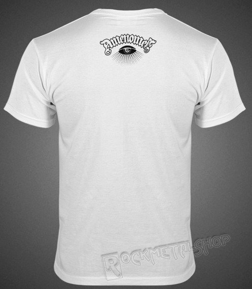 koszulka AMENOMEN - PRETTY BAD (OMEN013KM WHITE)