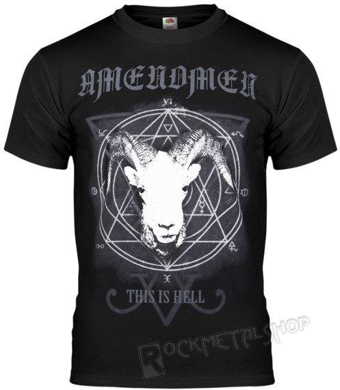 koszulka AMENOMEN - THIS IS HELL (OMEN056KM)