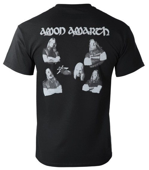 koszulka AMON AMARTH - WITH ODEN ON OUR SIDE