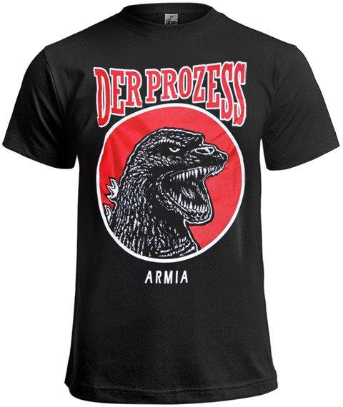 koszulka ARMIA -  DER PROZERS GODZILLA