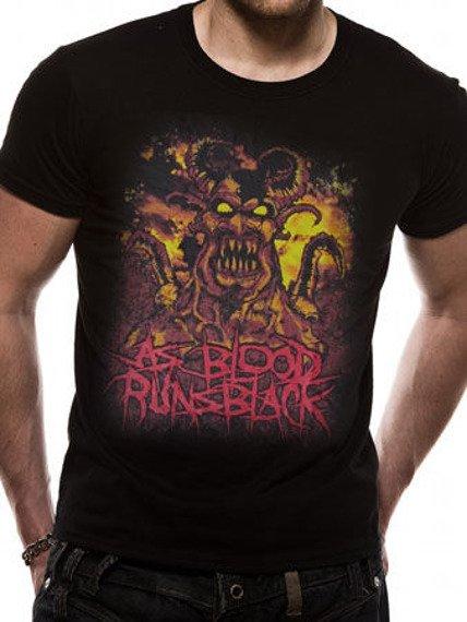koszulka AS BLOOD RUNS BLACK  - HELL