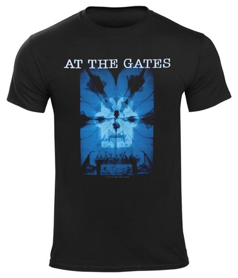 koszulka  AT THE GATES - BURNING DARKNESS