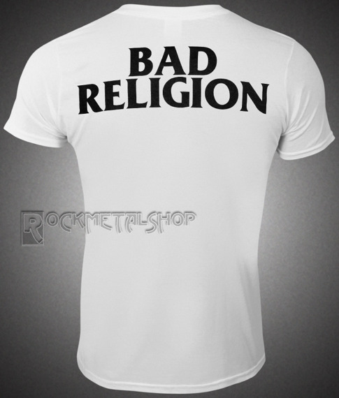 koszulka BAD RELIGION - MONOCHROME CROSSBUSTER