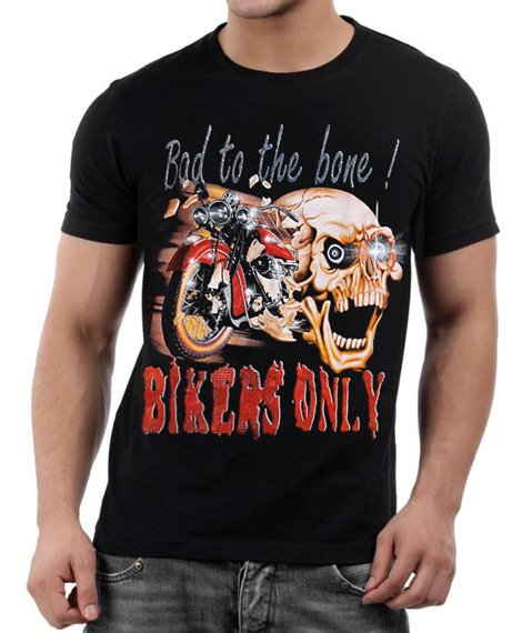 koszulka BAD TO THE BONE