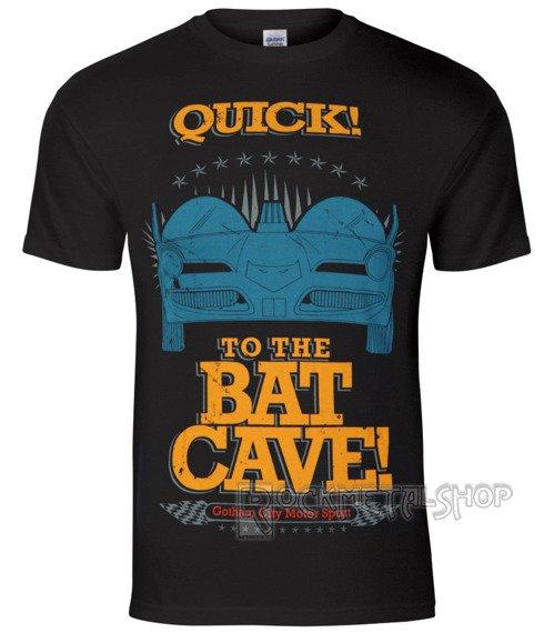 koszulka BATMAN - BAT CAVE