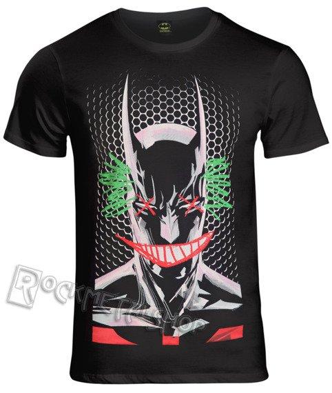 koszulka BATMAN - GRAFFITI czarna