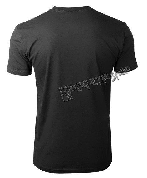 koszulka BLACK CRAFT - HAIL SATAN AND DRINK COFFE