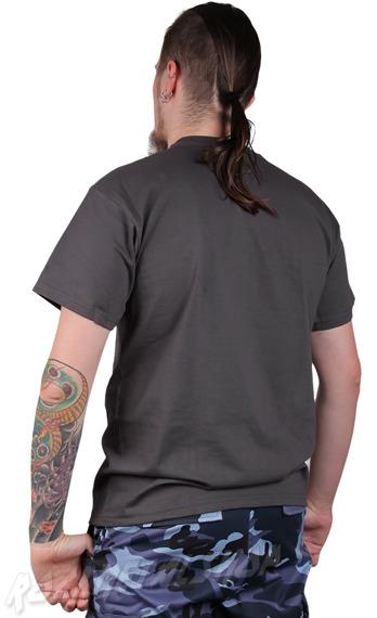 koszulka BLACK ICON - ANCHOR (MICON001GREY)