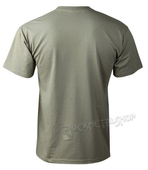 koszulka BLACK ICON - INDUSTRIAL SKULL (MICON120 OLIVE)