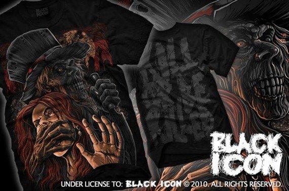 koszulka BLACK ICON - KILLER (MICON094 BLACK)