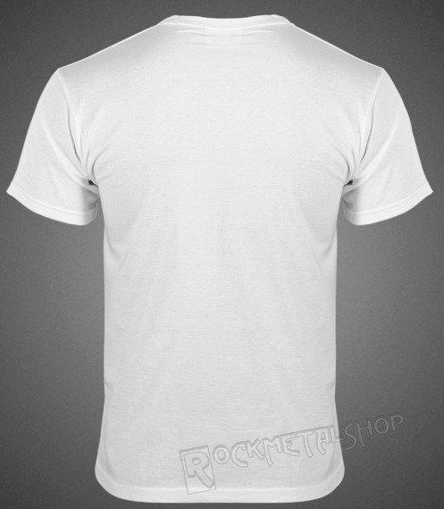 koszulka BLACK ICON - SMURFS biała (MICON090 WHITE)
