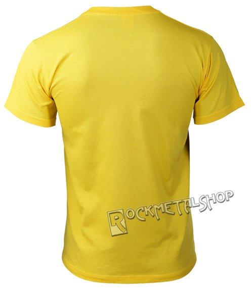 koszulka BLACK ICON - SUICIDE (MICON072YLW)