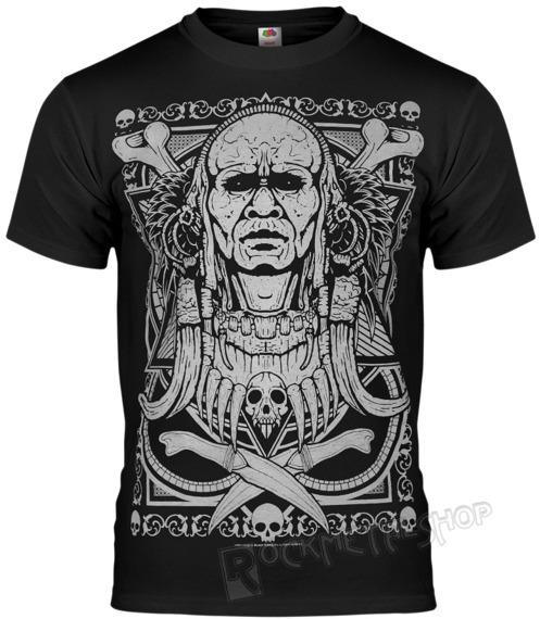 koszulka BLACK ICON - TRIBAL WARRIOR (MICON067 BLACK)