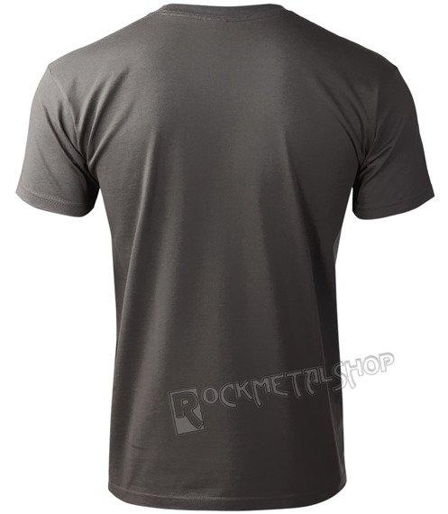 koszulka BLACK ICON - TRIBAL WARRIOR (MICON067 DARK GREY)