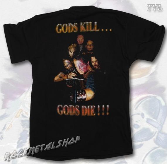 koszulka BLACK MESSIAH - GODS KILL... GODS DIE!!!