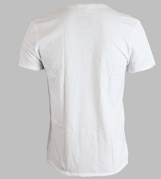 koszulka BLACK SABBATH - CREW biała