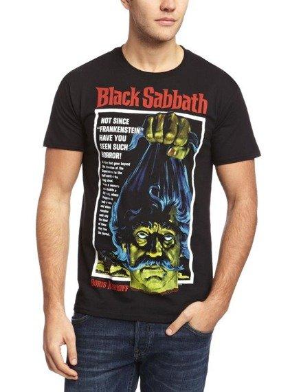 koszulka BLACK SABBATH - POSTER