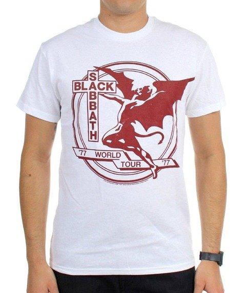koszulka BLACK SABBATH - WORLD TOUR 77