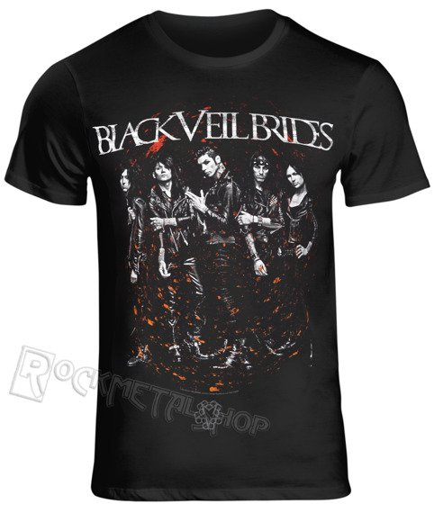 koszulka BLACK VEIL BRIDES - THREADS