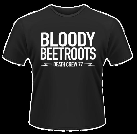 koszulka BLOODY BEETROOTS - DEATH CREW