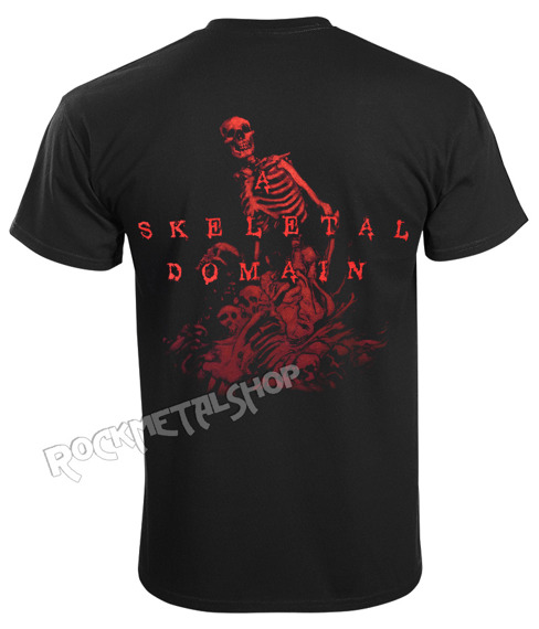 koszulka CANNIBAL CORPSE - A SKELETAL DOMAIN 3