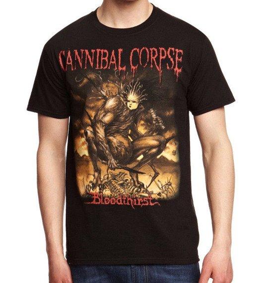 koszulka CANNIBAL CORPSE - BLOODTHIRST