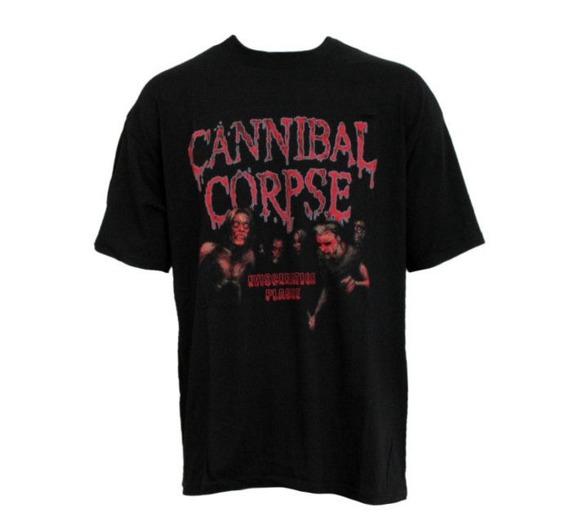 koszulka CANNIBAL CORPSE - EVISCERATION PLAGUE