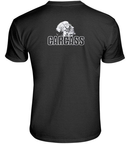 koszulka CARCASS - LOGO
