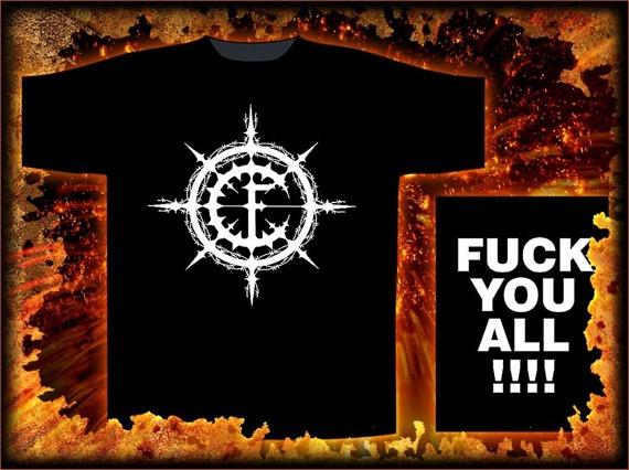 koszulka CARPATHIAN FOREST - FUCK YOU ALL