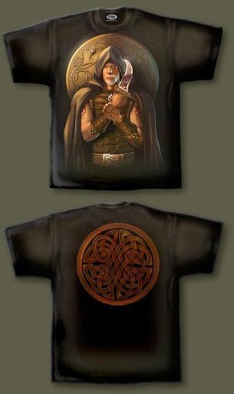 koszulka CLERIC WARRIOR [TR163600]