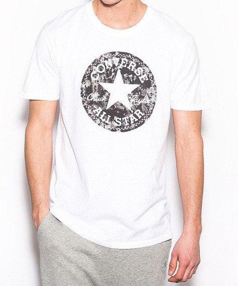 koszulka CONVERSE - AMT M1 TIE DYE CP WHITE