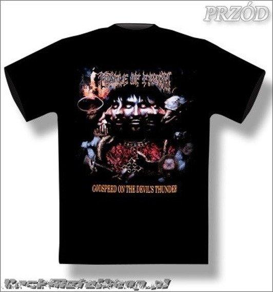 koszulka CRADLE OF FILTH - GODSPEED ON THE DEVILS THUNDER
