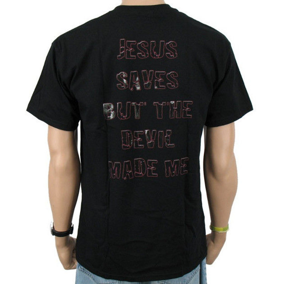 koszulka CRADLE OF FILTH - JESUS SAVES