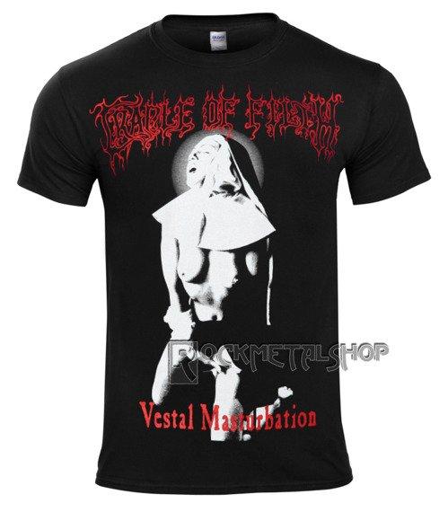 koszulka CRADLE OF FILTH - VESTAL MASTURBATION